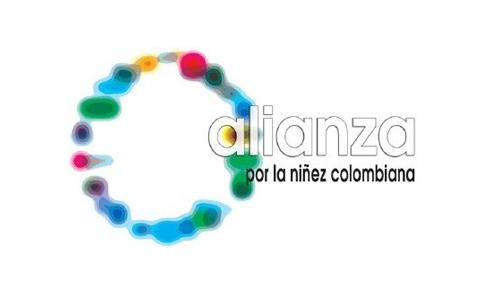 logo Alianza por la niñéz Colombiana