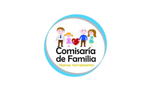 logo Comisarias de familia