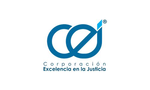 logo Corporación excelencia a la justicia