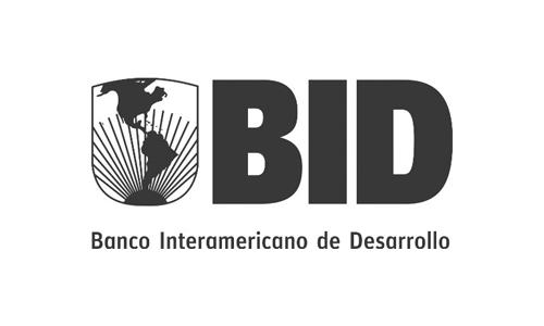 logo Banco iberoamericano de desarrollo