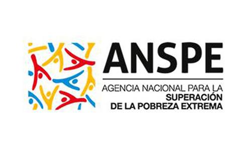 logo Agencia nacional para la superación de la pobreza extrema